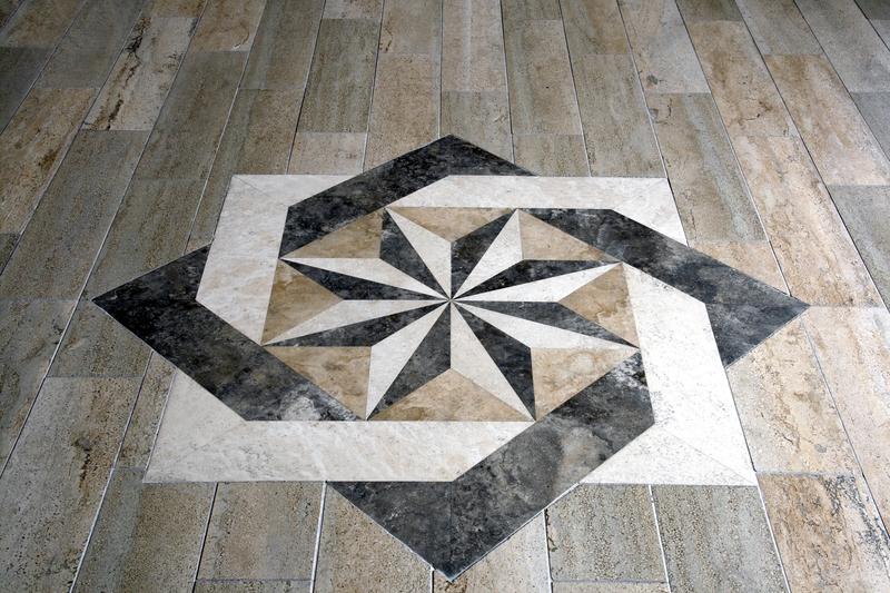 clenaing marble floors